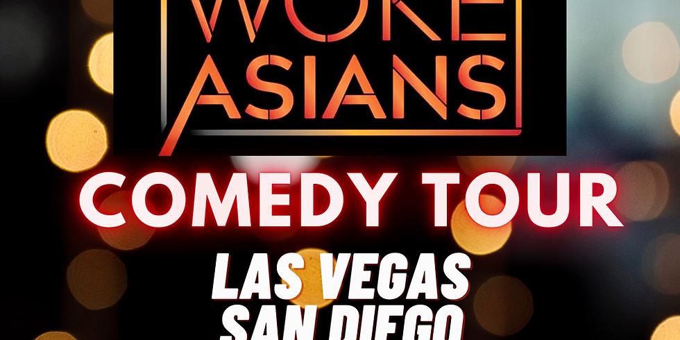 Crazy Woke Asians Seattle Tour
