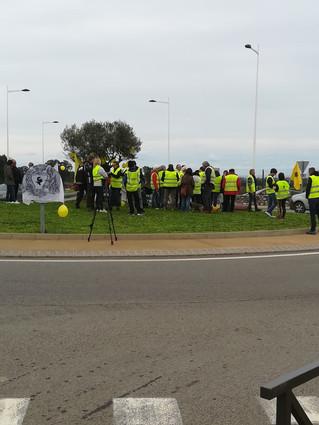 Gilets Jaunes et patriotes en Corse : un an de lutte !