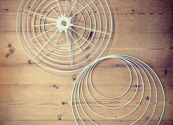 DIY Lampshade Ring Sets