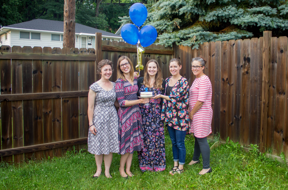 Rochester's Professional Doula Agency Celebrates First Year!