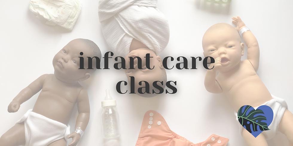 Infant Care Class (Virtual)