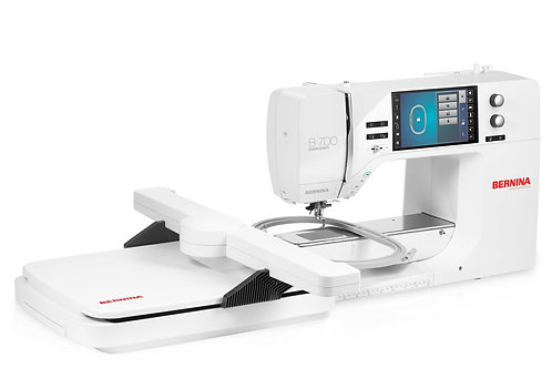 Bernina 700 embroidery only sewing machine