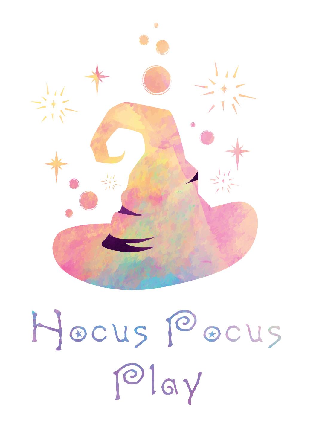 Hocus Pocus Play