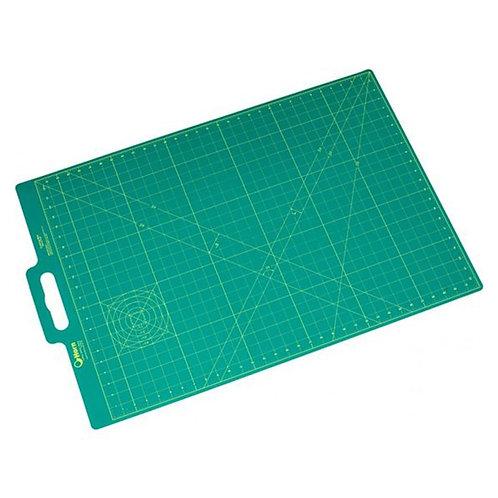 Horn cutting mat