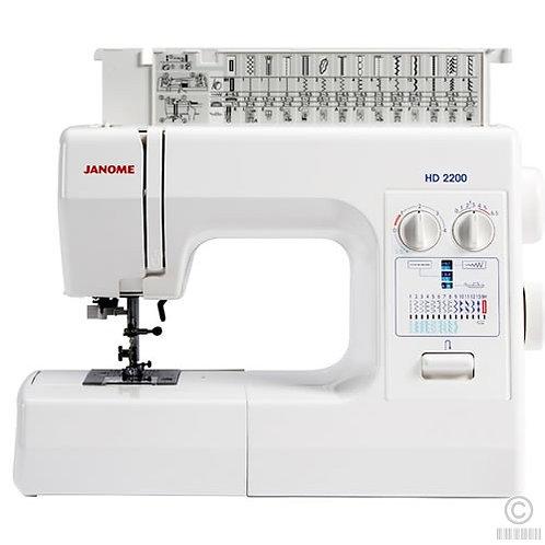Janome HD 2200