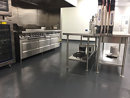 commercial epoxy kitchen flooring