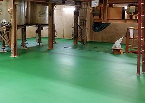 chemical resistant epoxy coatings