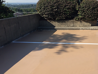 exterior parking deck epoxy system