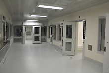 correctional institution floor Deco-Coat Flooring llc.