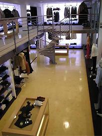 retail epoxy floor- Deco-Coat Flooring llc.