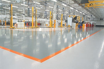 manufacturing epxy flooring