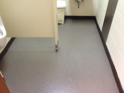 commercial restroom floor coverings