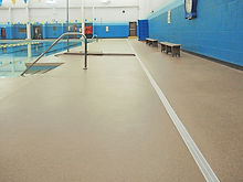 swimming pool Deco-Coat Flooring llc.