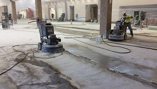 Concrete Grinding Columbus