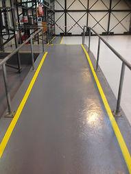 anti skid epoxy flooring