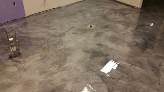 Deco-Coat Flooring LLC.| commercial epoxy salon floor
