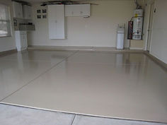 epoxy garage Deco-Coat Flooring