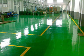 factory epoxy flooring