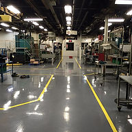 factory epoxy floor