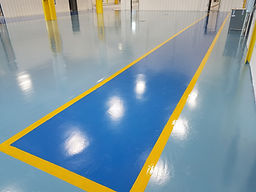 industrial epoxy Deco-Coat Flooring LLC.