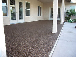 concrete patio coating