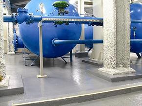 chemical resistant flooring Deco-Coat Flooring