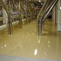 food and beverage epoxy flooring