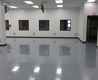 office space epoxy flooring