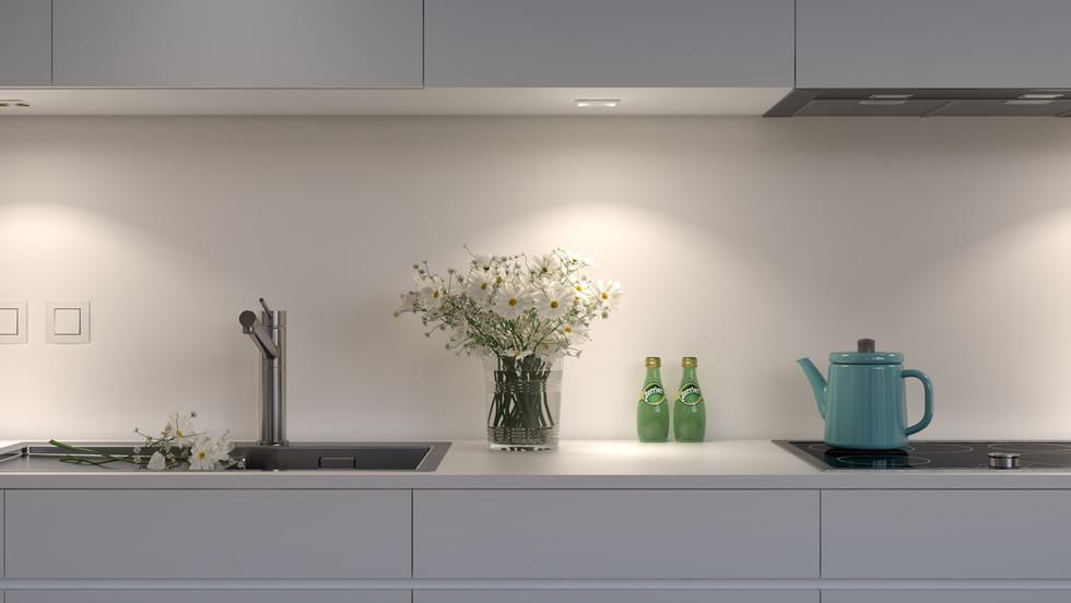 Moderner Innenausbau mit eigenem Waschturm in jeder Wohnung