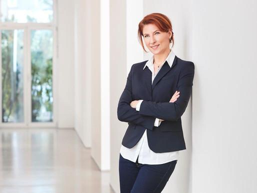 Dr. Maria Wiedner kommt von den Maltesern nach Wesseling
