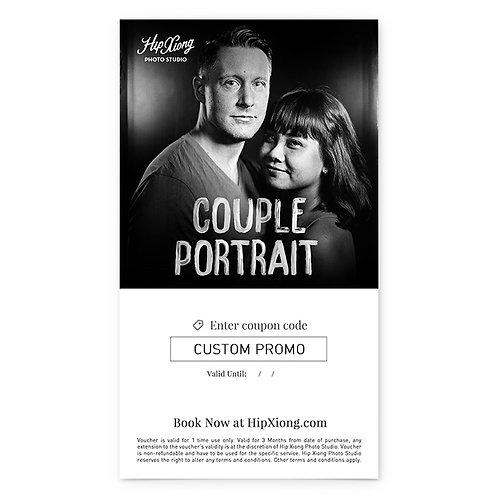 Couple Portrait Voucher