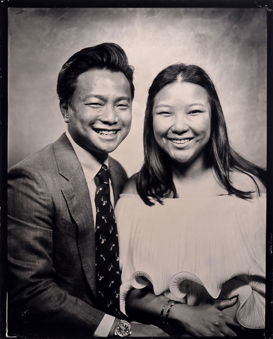 Kenji & Jiayi