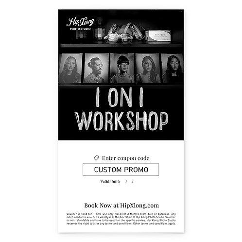 1-on-1 Workshop Voucher
