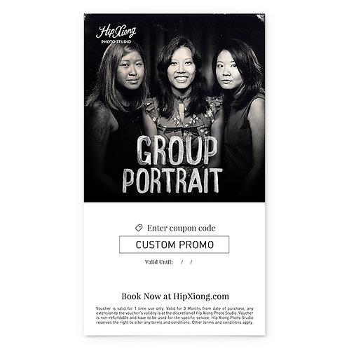 Group Portrait Voucher