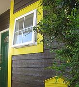 窓枠塗装 ドア塗装