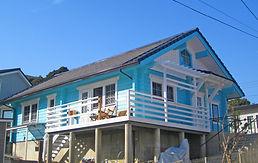 5 キシラデコール コンゾラン塗装後の南東面.jpg