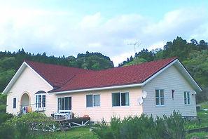 2X4住宅 エコロジー塗装 やさしい、美しい、高耐久塗装 浅香塗装・千葉