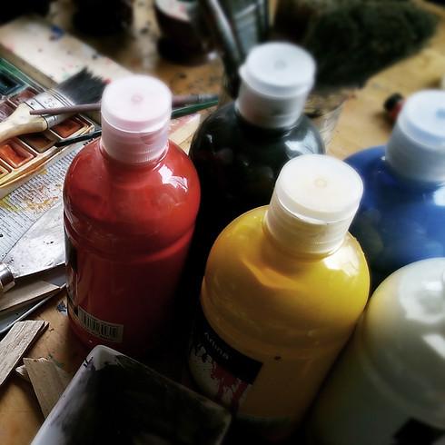 Art for the Older Child: Grades 4-8 With Sharon Premo Cox