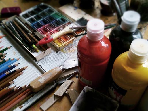 Healing through Art Therapy