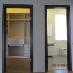 Санузел и гардеробная комната