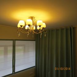 Гостевая комната на первом этаже