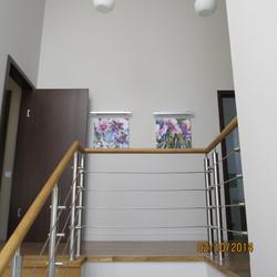 Лестничная площадка на второй этаж