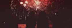 MLS College fireworks