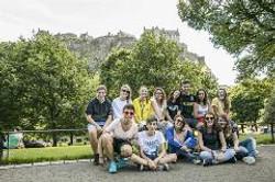 group-shot-juniors-edinburgh-castle