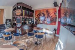 MLS College Eurostay Bar Area