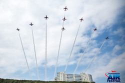 MLS College Air show