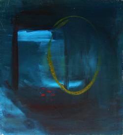 Through The Blue Window
