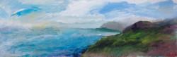 Sea, Sky, Land Converge