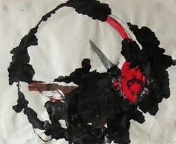 Roman Skull 9th C (#6)
