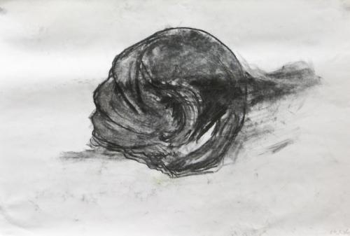 Roman Skull 9th C (#1)